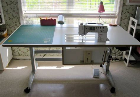 Quilt Sewing Table Diy Designs