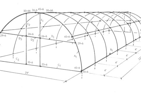 Quonset-Greenhouse-Plans