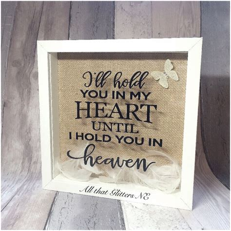 Quote Box Frame With Picture Diy