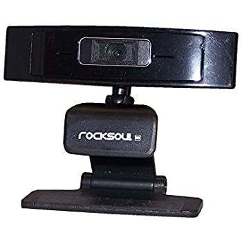 ROCKSOUL AWA Technology 1080P HD Webcam, Black (WK-107219BB)