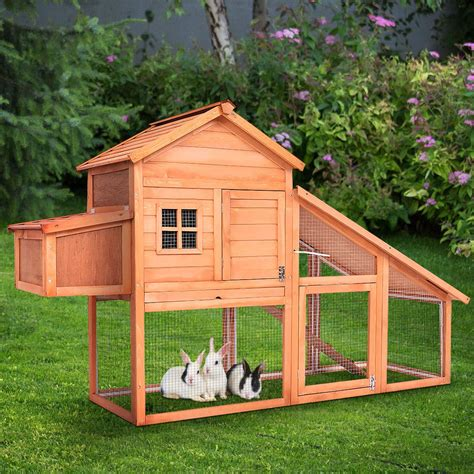 Rabbit Box Plans For Cage