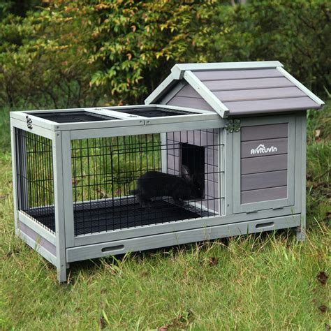 Rabbit Hutch Designs Indoor Outdoor