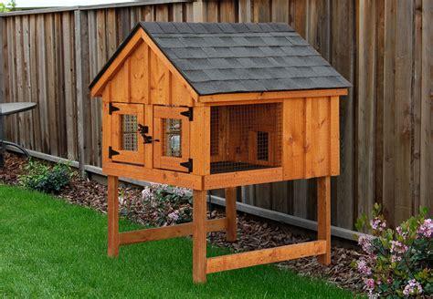 Rabbit-Chicken-Coop-Plans