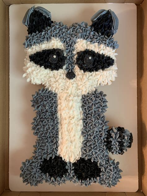 Raccoon-Cake-Ideas