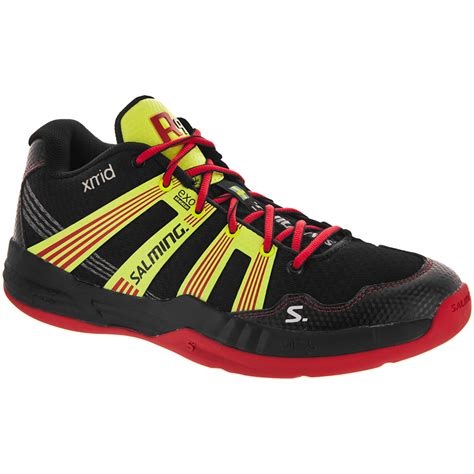 Race R9 Mid 2.0 Mens Indoor Court Shoes