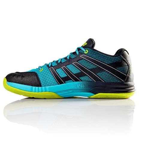 Race X Men's Indoor Court Shoe Turquoise