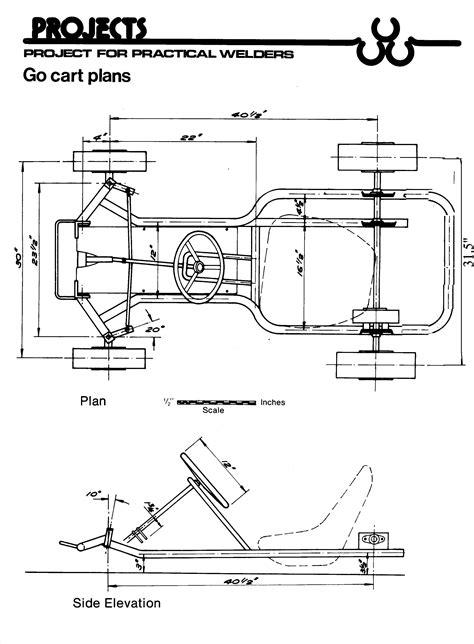 Racing-Kart-Frame-Plans