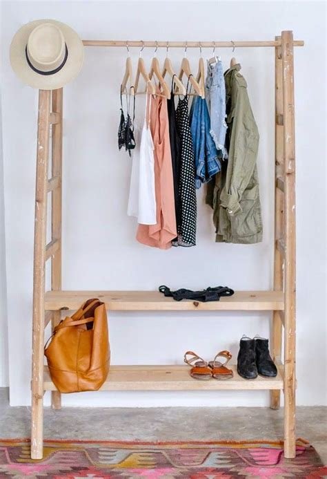 Rack Clothes Diy Transformations