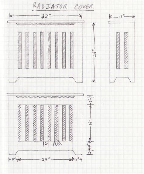 Radiator-Cover-Plans