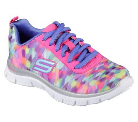 Rainbow Sneakers Skechers