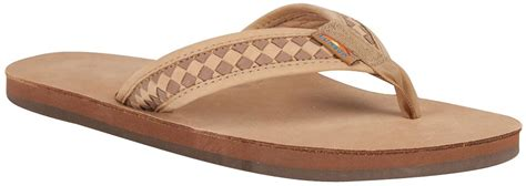 Rainbow The Bentley Men's Sandal Sierra Brown-Dark Brown Size Small