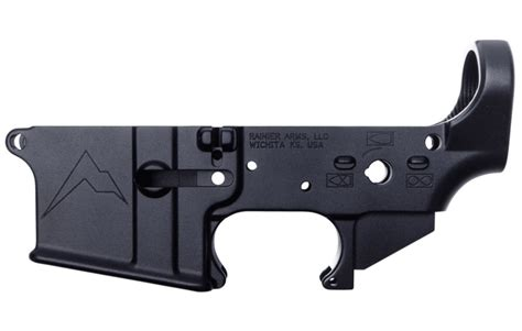 Rainier Arms Lower Receiver Review And Range Tool Lower Receiver Review