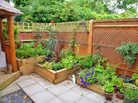 Raised Bed Flower Garden Plans