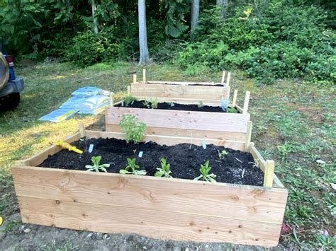 Raised Bed Garden Construction Tips
