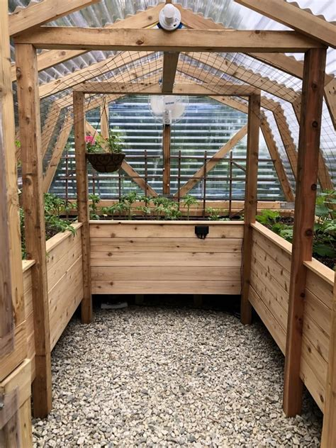 Raised Bed Greenhouse Plans Free