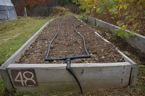 Raised Bed Irrigation Ideas