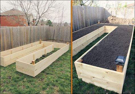 Raised Beds Depth For What Vegetables