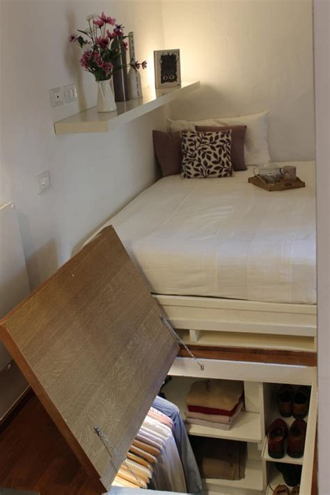 Raised Floor With Storage Diy Projects