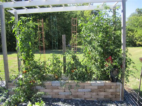 Raised Garden Bed Plans For Tomatoes