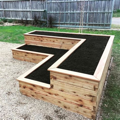 Raised Garden Bed Planter Plans