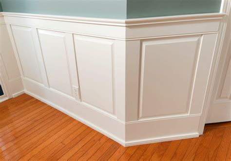 Raised Panel Wainscoting Diy Beadboard