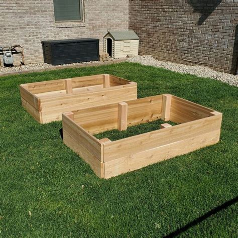 Raised-Garden-Beds-Composite-Wood-Plans