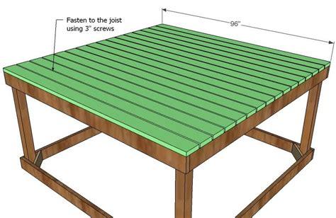 Raised-Platform-Playhouse-Plans