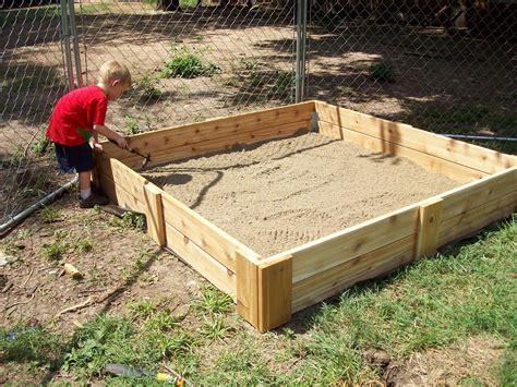 Raised-Sandbox-Plans