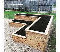 Best Raised garden beds plans