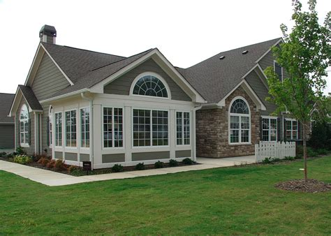 Ranch Style House With Large Garage Plans