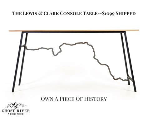 Rangely Lewis And Clark Console Table