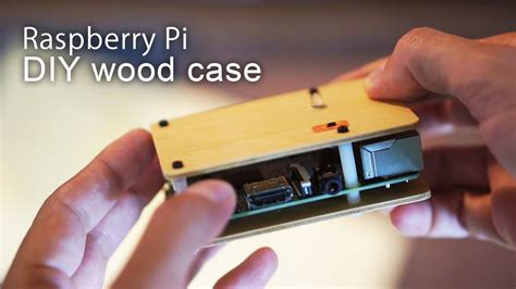 Raspberry Pi Wood Case Diy