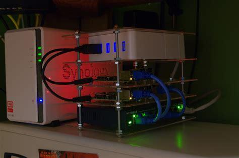 Raspberry-Pi-Rack-Enclosure-Diy