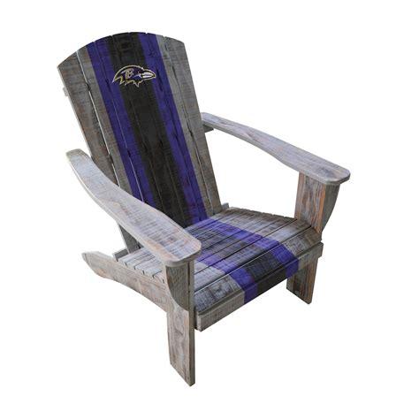 Ravens-Adirondack-Chair