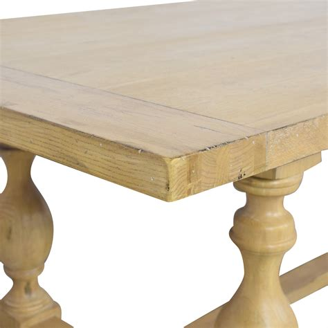 Raymour-And-Flanigan-Farmhouse-Table