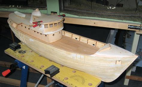 Rc Model Ship Building Plans