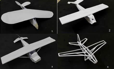 Rc Paper Airplane Plans