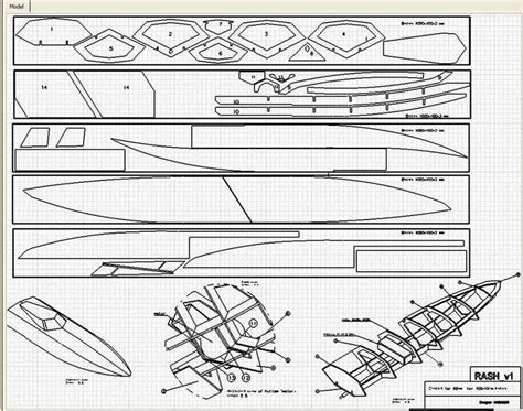 Rc Speed Boat Plans Free