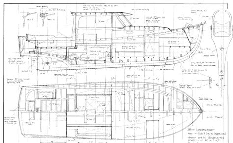 Rc Wooden Boat Plans