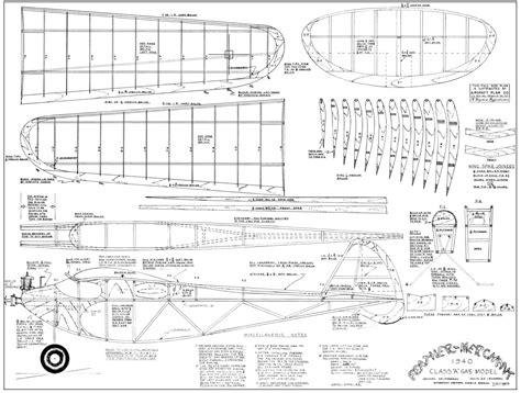 Rc-Laser-Cut-Plans