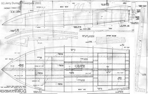 Rc-Wood-Boat-Plans-Free