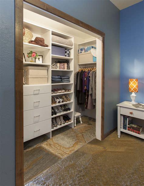 Reach In Closet Small Reach In Closet Design Ideas