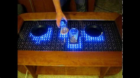 Reactive Led Table Diy Hardware