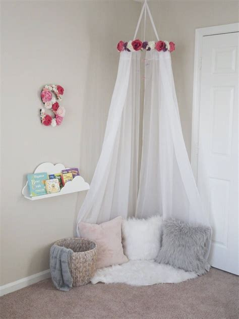 Reading Nook Canopy Diy