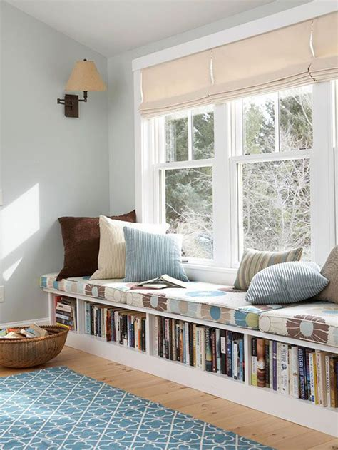 Reading Nook Design Ideas