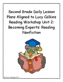 Reading-Workshop-Lesson-Plans-2nd-Grade