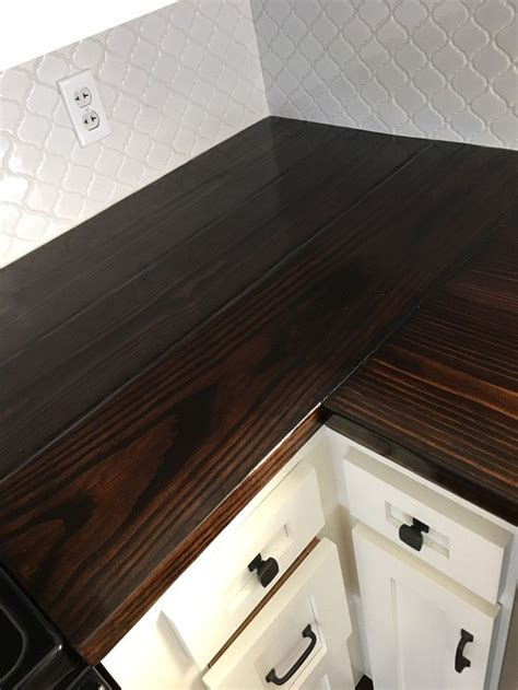 Real Wood Countertop Diy Marble