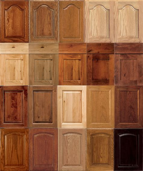 Real Wood Cupboard Doors