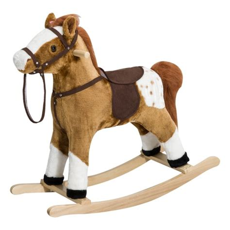 Realistic-Rocking-Horse-Plans