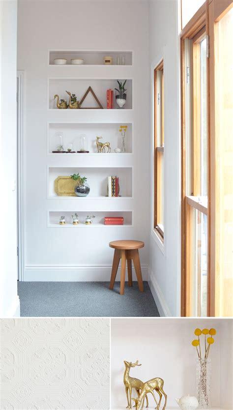 Recessed-Shelf-Diy